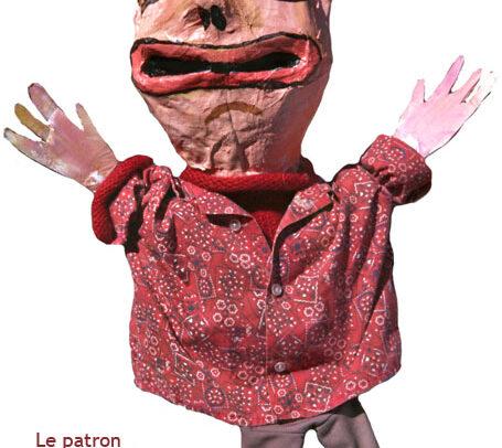 Le patron (marionnette)