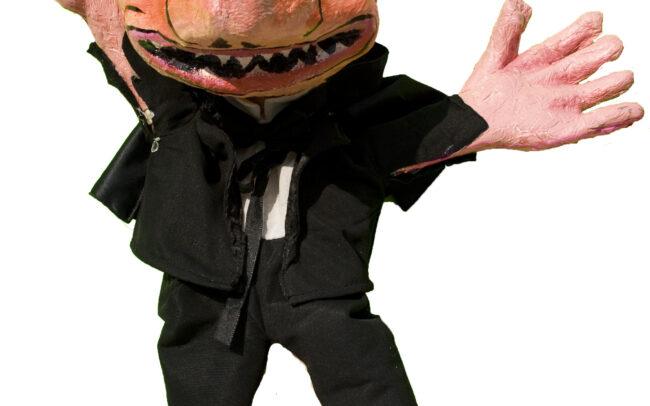 Alain Grappin (marionnette à gaine)